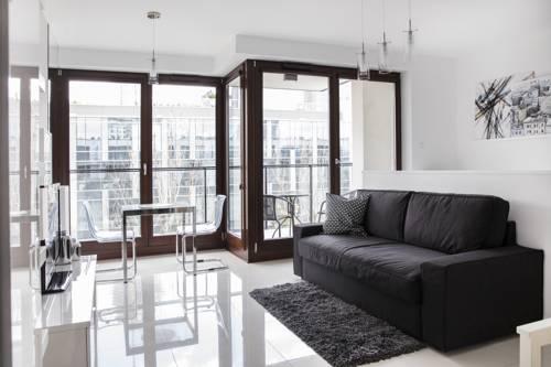 Roommate Apartments Giełdowa 2
