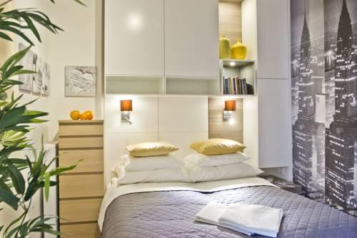 P&O Siedmiogrodzka InCity Apartments